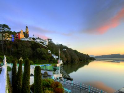 Famous places in Wales to visit