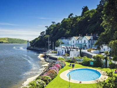 Hotels in Wales with a spa